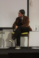 Alyena Mohummadally in Queer, transgender & feminist writing (Photo by Clare O'Shannessy)