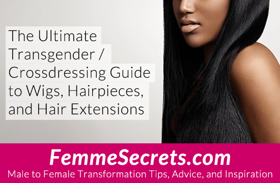 Crossdressing Guide To Wigs
