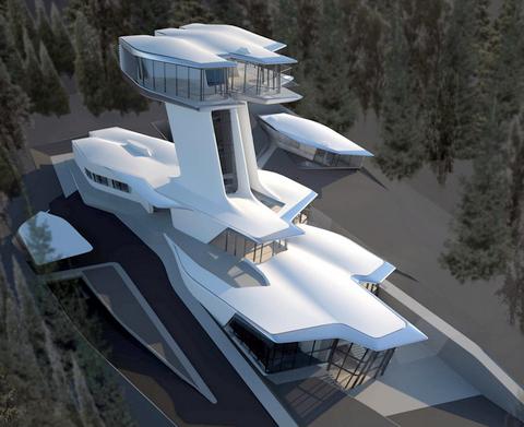 La nueva casa de Naomi Campbell