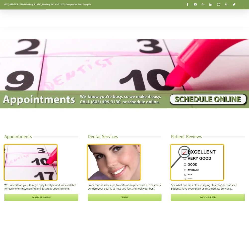 Conejo Family Dental – Thousand Oaks And Newbury Park Dentist.clipular