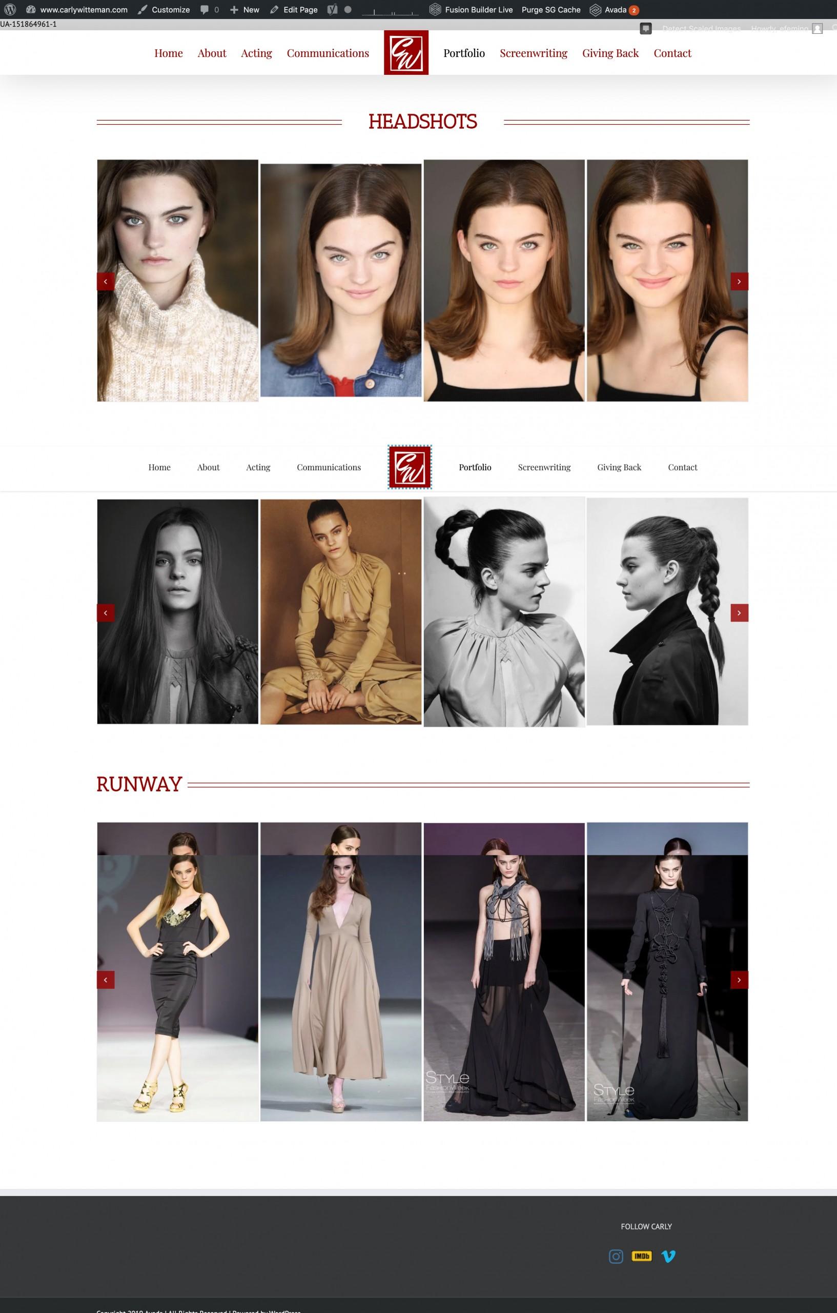 Portfolio – www.carlywitteman.com.clipular