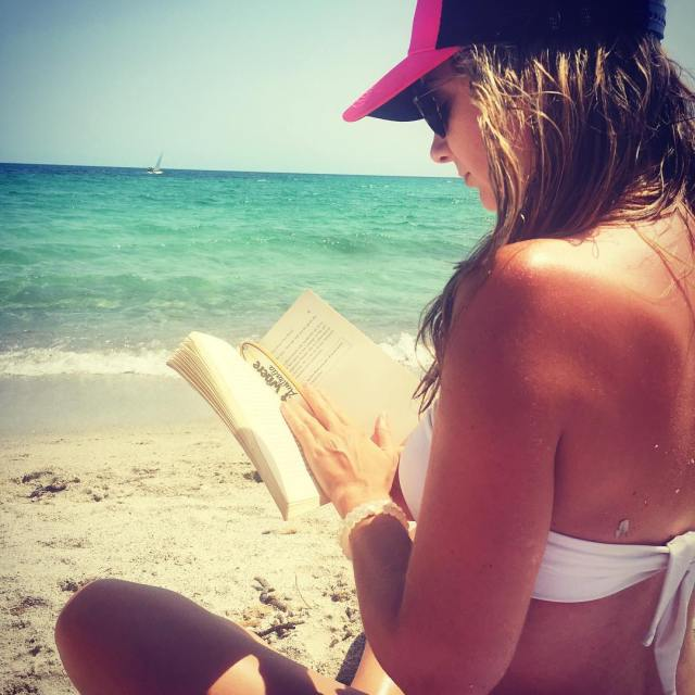 All these books and so little time ! travel sardiniahellip