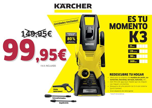 Kärcher K3 per 99,95€