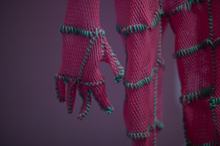 The Fruity Armor (detail) (1)