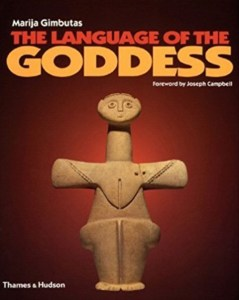 The langage of the Goddess