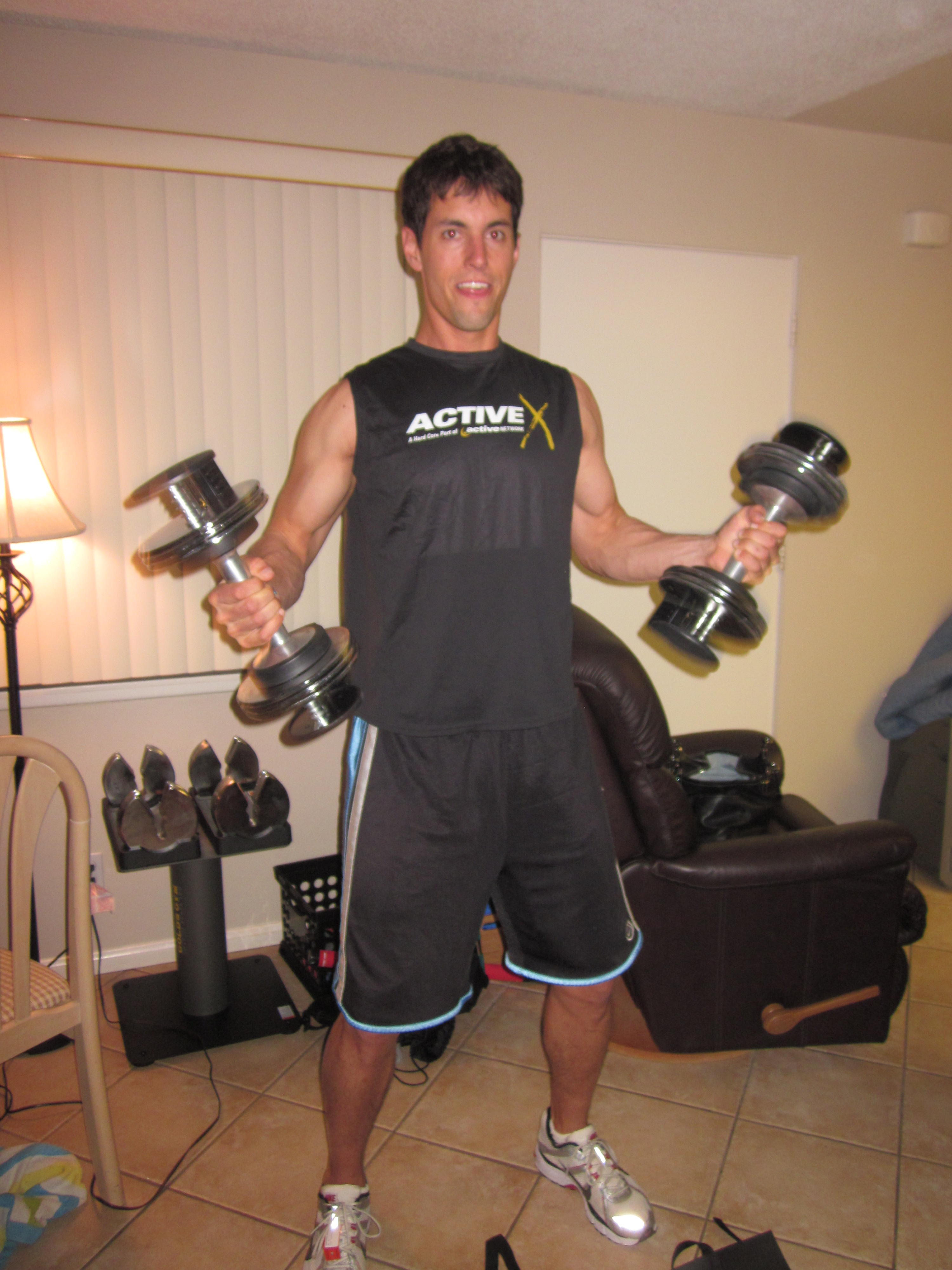 P90x Fit Test Are We Fit Enough To Bring It
