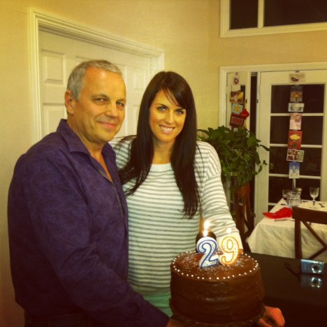 My Dad's Birthday is Christmas Eve, Mine is Christmas Day!