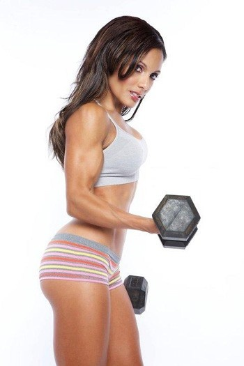 Avoiding plateaus by Cheryl Brown IFBB Pro