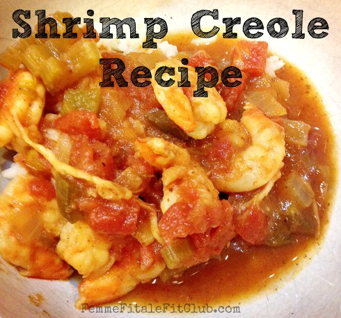 Shrimp Creole Recipe #seafood