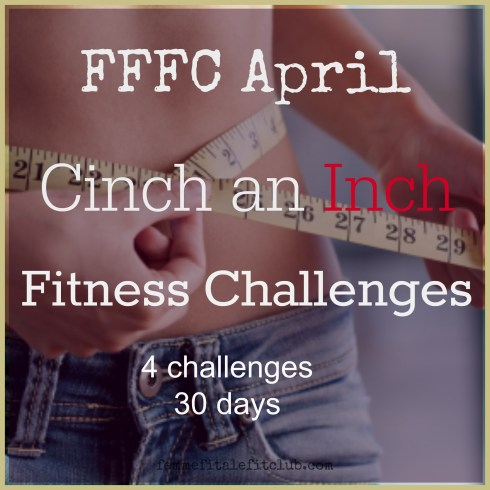 Cinch an inch fitness challenge