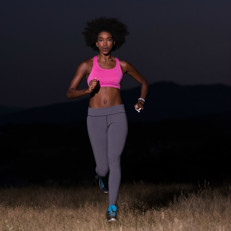 How to prep for an early morning workout #workout #morningprep #exercise #fitnessprep #fitnesstips #runningtips #runner #blackgi