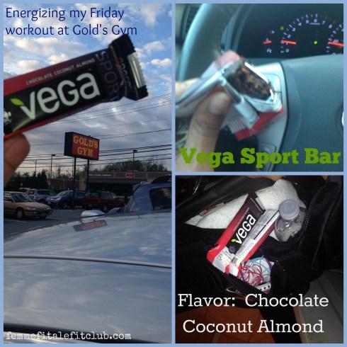 Vega Sport Energy Bar