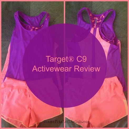 Target C9 Activewear