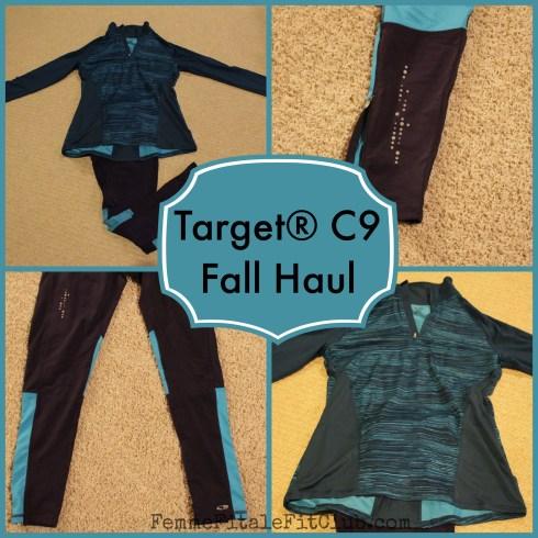Target® C9 Fall Haul 2014