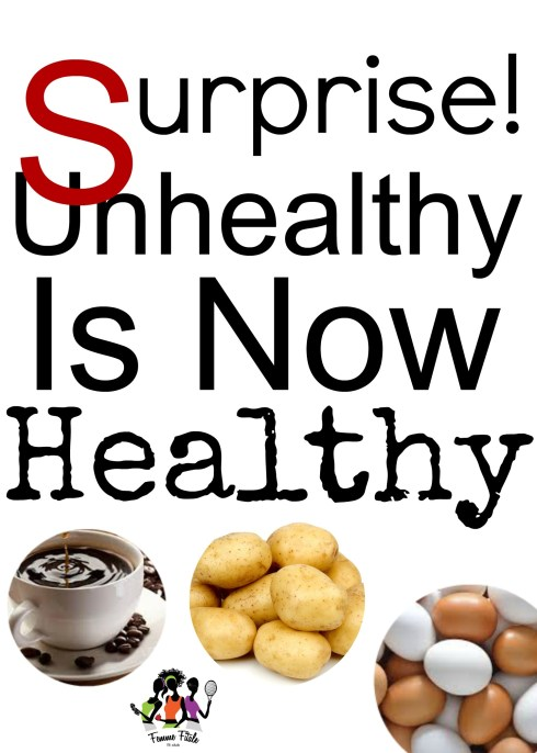Unhealthy Foods That Are Now Healthy For You #eatclean #healthy #fitfood