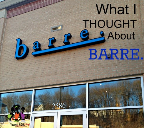 What I Thought About Barre. #barreclass #powerbarre #megabarre #barrepilates