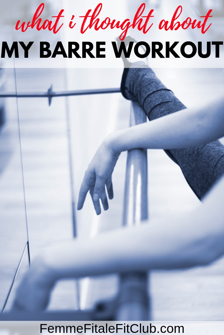 What I thought about my barre workout #barre #pilates #ballet #ballerina #barreworkout #barreworkoutforwomen #stretch #lengthenmuscles #tonemuscles #tonezone #ballerina #dance #elongate