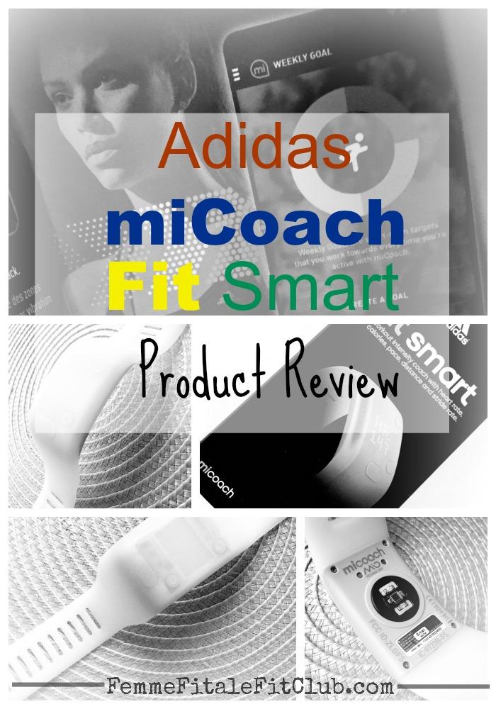 Adidas miCoach Fit Smart