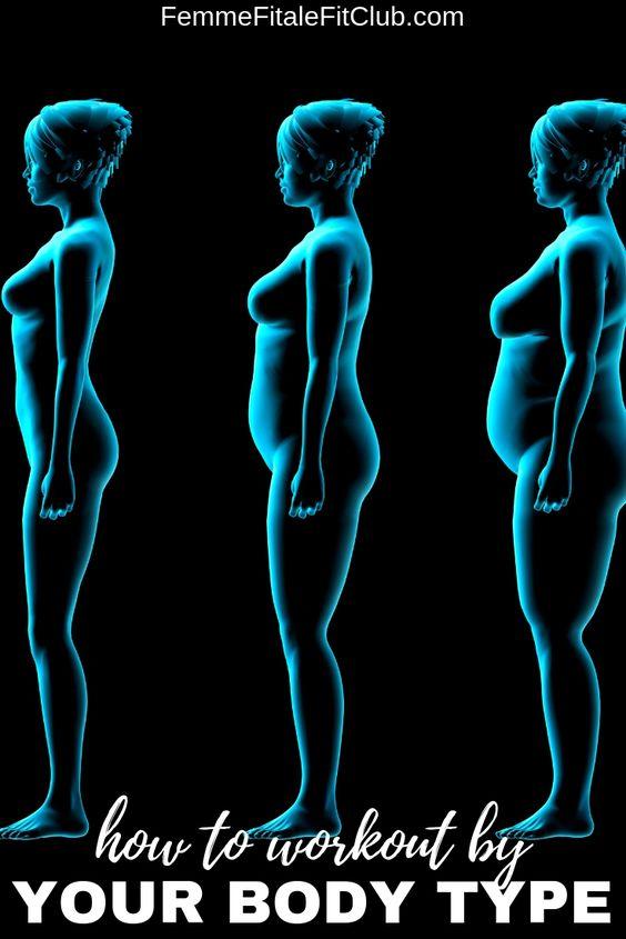 How To Workout For Your Body Type #bodytype #womenshealth #invertedtriangle #invertedtriangleshape #appleshape #bananashape #hourglass
