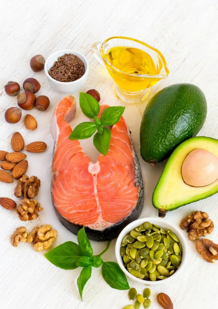 healthy fats #macros
