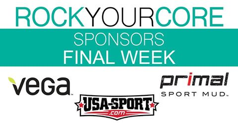 Rock Your Core Final Week Sponsors