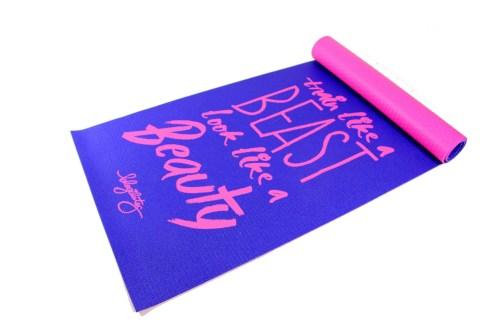 Blogilatest yoga mat beauty