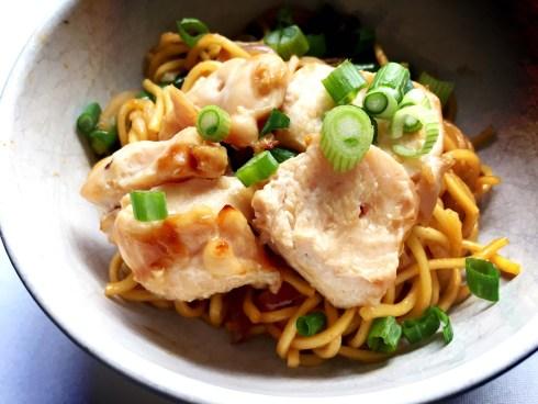 Chicken Yakitori Dish 2