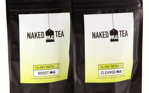 Naked Me Tea 14-day Detox