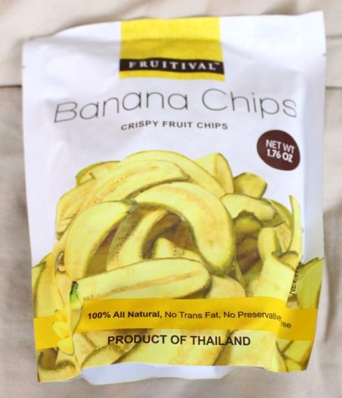 Fruitval Banana Chips