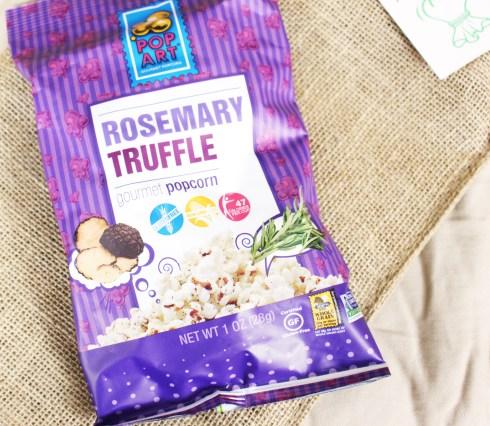 Gourmet Popcorn Pop Art Snacks