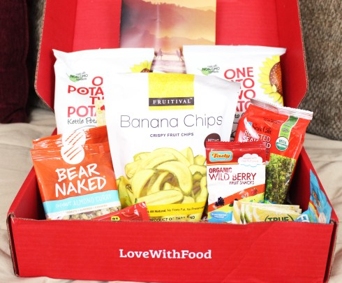Love With Food Deluxe Box