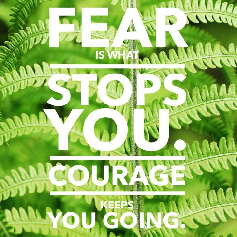 Fear Stops You