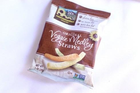 Mediterranean Snacks Veggie Straws