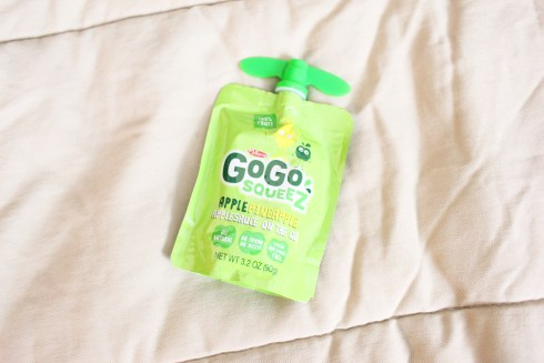 Gogo Squeeze Apple Pineapple