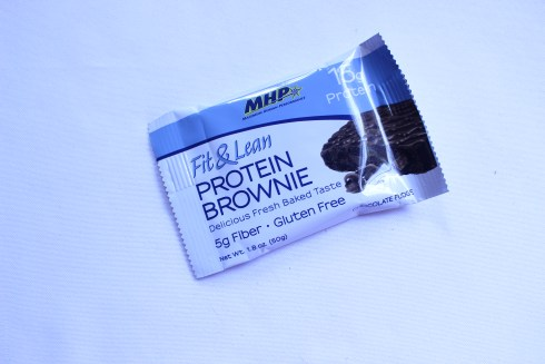 Fit & Lean Protein Brownie