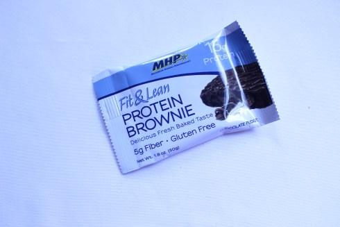 Fit & Lean Protein Brownie