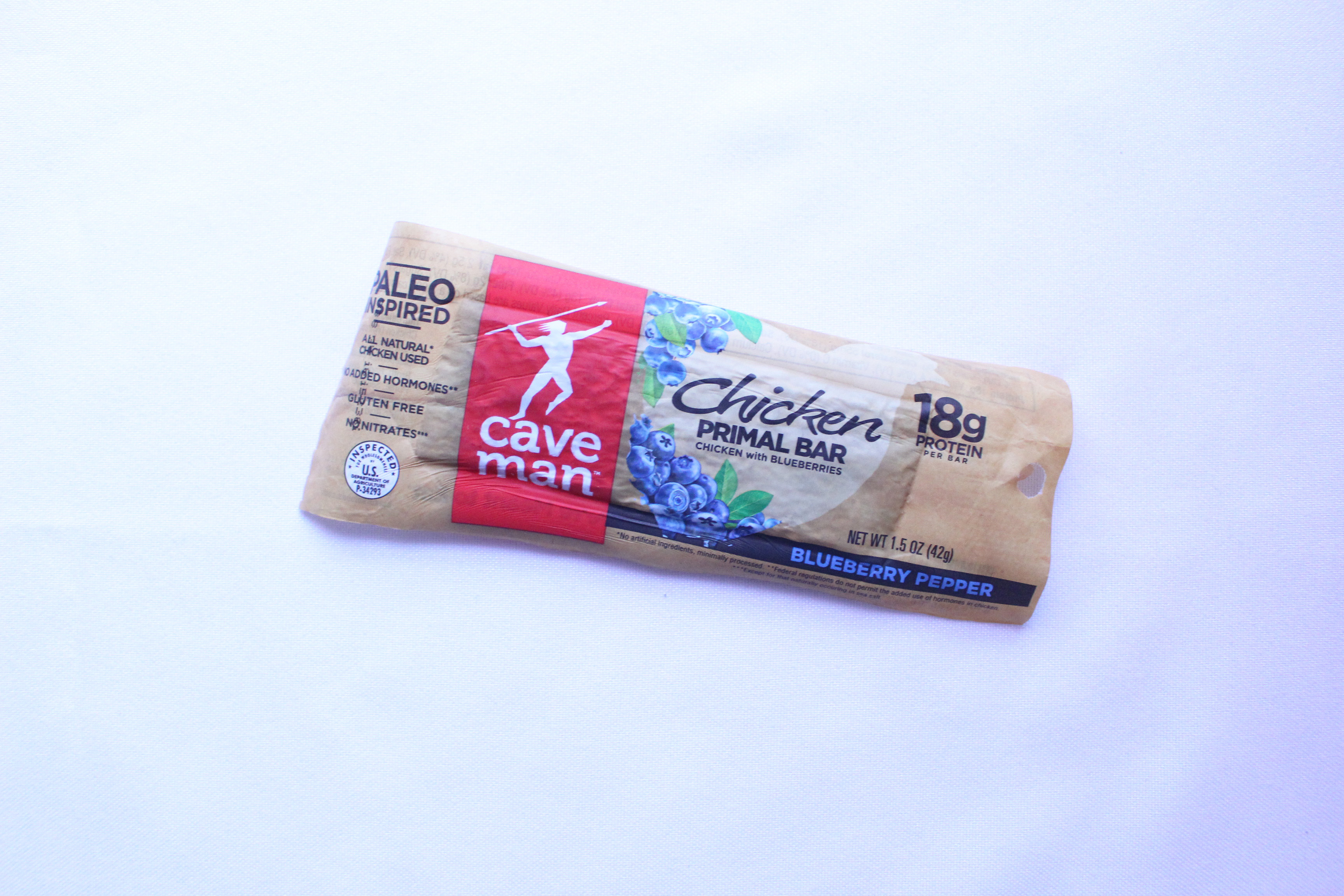 Cavemen Foods Chicken Primal Bars
