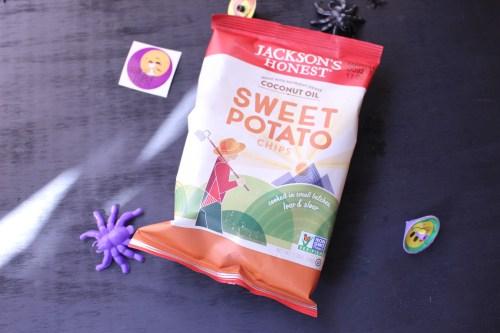 Jackson's Honest Sweet Potato Chips
