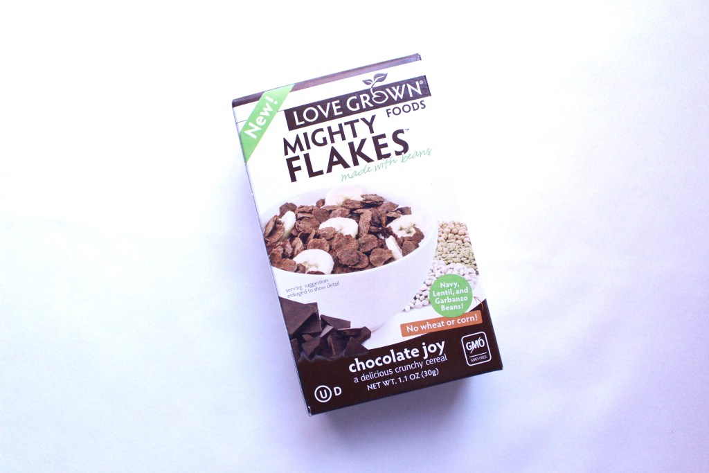 Love Grown Foods Mighty Flakes