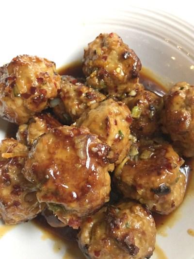 Ssaucy Asian Turkey Meatballs 2