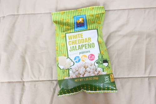 Cheddar Jalapeno Popcorn – Pop Art