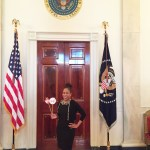 In The White House East Wing