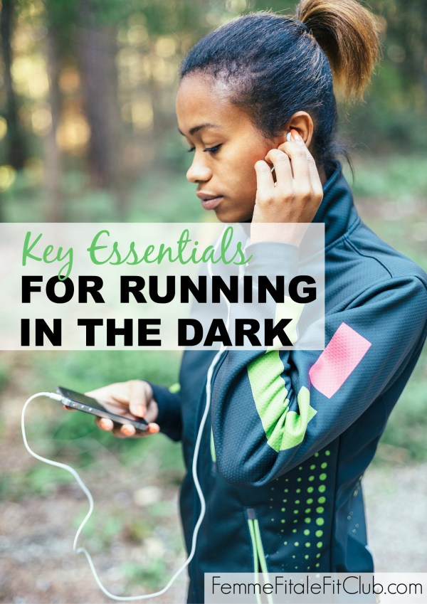 Key Essentials For Running In The Dark #running #blackgirlsrun #runnerscommunity #run #runner #momwhorun #momsontherun