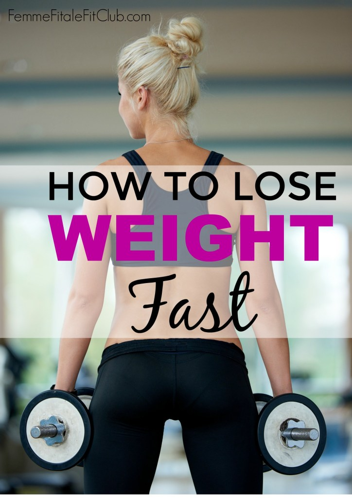 Want to lose weight fast_ Follow these 10 strategies which will help melt off the pounds. #weightloss #womenshealth #fitness