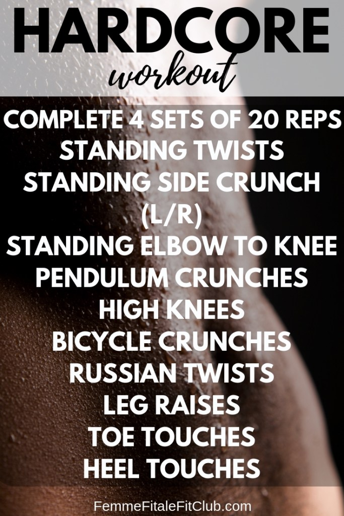Hardcore Workout #abs #sixpackabs #health #fitness #exercise #athomeworkout #gymworkout #coreworkout #getflat