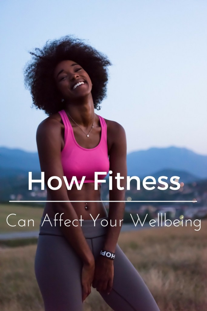 Fitness has a bunch of positive benefits including positively affecting your wellbeing and here's how. #wellness #mindful #meditation #wellbeing #health #mentalhealth #physicalhealth #womenshealth