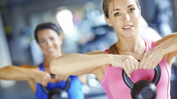 kettlebell training for cardio