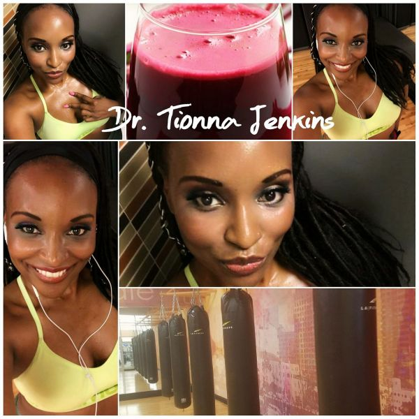 dr. tionna jenkins #plateithealthy #fitover40