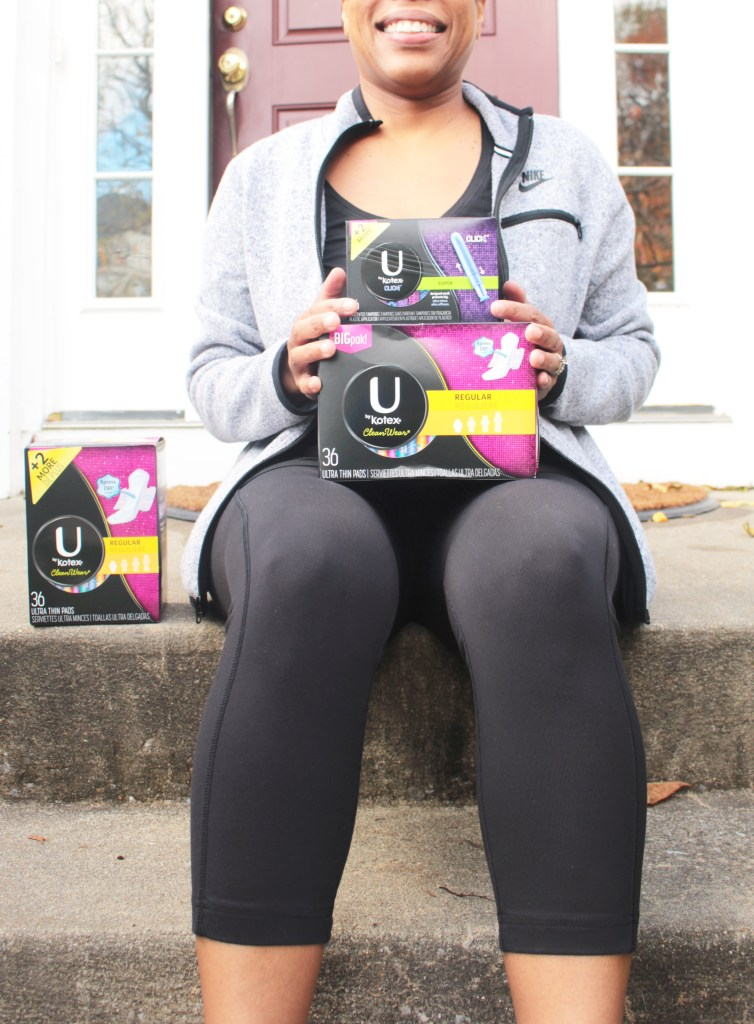 U By Kotex The Alliance for Period Supplies #WithUSheCan #UbKAndWalmart