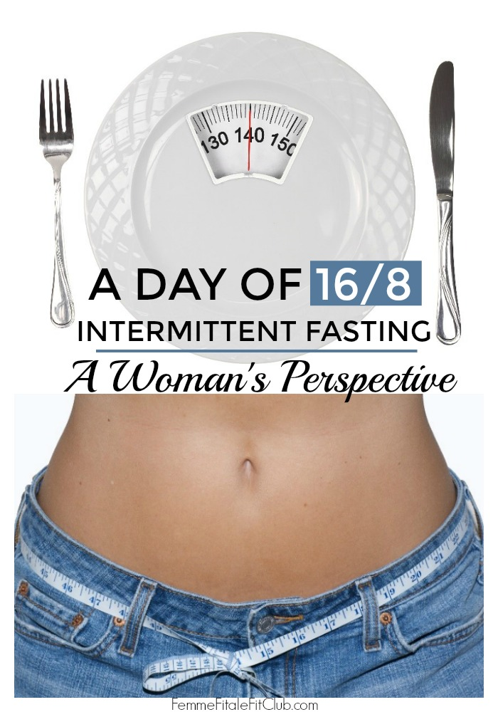 A day of 16/8 Intermittent Fasting: A woman's perspective #intermittentfasting #IF #dieting #weightlosstips
